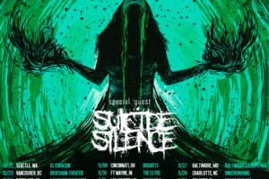 Jinjer and Suicide Silence Announce Fall 2021 North American Tour | MetalSucks