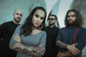 "Jinjer start work on fourth album, reveal plan to take ""extreme music to a whole new level"""
