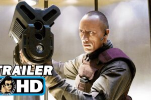 JoBlo: DOOM Trailer + Clip (2005) Dwayne Johnson, Action Movie