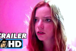 JoBlo: HERE ARE THE YOUNG MEN Trailer (2021)  Anya Taylor-Joy Movie
