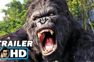 JoBlo: KING KONG Trailer + Clip (2005) Naomi Watts, Action Adventure Movie