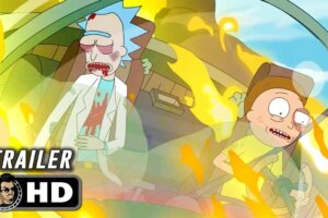 JoBlo: RICK AND MORTY Season 5 Official Trailer (HD) Justin Roiland