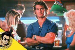 JoBlo: ROAD HOUSE Movie Review (1989 – Patrick Swayze) – REEL ACTION