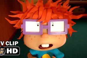 "JoBlo: RUGRATS 2021 Official Clip ""Who's Ready?"" (HD) Paramount+ Animated Series"