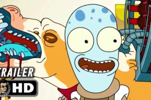 JoBlo: SOLAR OPPOSITES Season 2 Super Red Band Trailer (HD) Justin Roiland