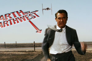 JoBlo: STAR WARS meets NORTH BY NORTHWEST in DARTH BY DARTHWEST