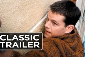 JoBlo: THE BOURNE IDENTITY Trailer + Clip (2002) Matt Damon, Action Mystery Movie