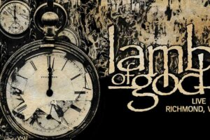 Lamb Of God's Live In Richmond, VA is the sound of a band raging in the face of the pandemic