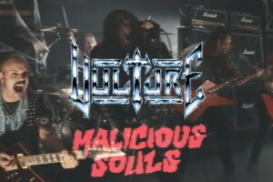 'Metal Blade : Vulture – Malicious Souls (OFFICIAL VIDEO)'