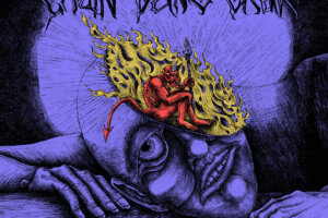 """Metal Underground – Chain Gang Grave Premiere New Song """"Fever Dream"""" From Upcoming New Album """"Cement Mind"""""""