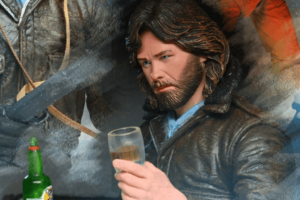 NECA Celebrates Kurt Russell's Birthday By Showing Off Upcoming 'The Thing' Action Figure!
