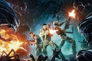 New 'Aliens: Fireteam' Gameplay Video is 25 Minutes of Frenetic Bug-Hunting