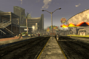 New 'Fallout: New Vegas' Mod Gives The Strip New Life With Restored NPCs