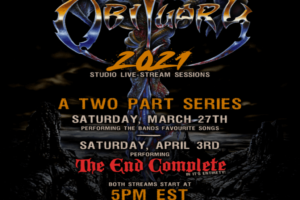 Obituary Announce Two Livestreams, Including The End Complete Performance | MetalSucks