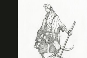Q&A with Mike Mignola and Exclusive Reveal of New Stretch Goal for MIKE MIGNOLA: DRAWING MONSTERS Kickstarter – Daily Dead