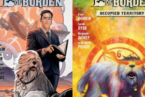 Read Exclusive Preview Pages from BEASTS OF BURDEN: OCCUPIED TERRITORY #1 Ahead of its April 7th Release from Dark Horse Comics – Daily Dead