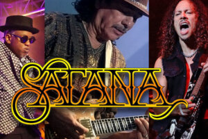 Santana's New Album Will Get a Dose of Heavy From Members of Metallica and Living Colour   MetalSucks