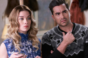 Schitt's Creek: The Best David And Alexis Moments From The Series