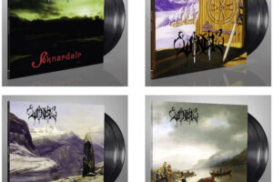 'Season Of Mists : WINDIR – Discography Reissues (2021) Teaser'