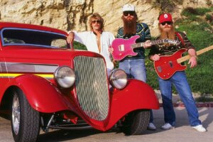 Sex, cars and videotape: ZZ Top look back on Eliminator