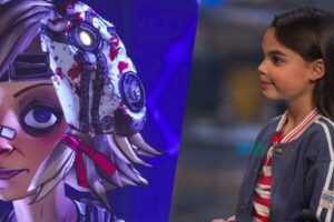 "'Slash Film: 'Borderlands' Cast: Ariana Greenblatt Joins Eli Roth's Video Game Movie as ""Tiny Tina""'"
