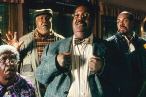 'Slash Film: 'Coming 2 America' Almost Had a Cameo by 'The Nutty Professor' Family the Klumps'