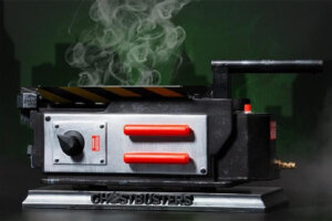 'Slash Film: Cool Stuff: 'Ghostbusters' Ghost Trap Incense Burner Creates a Different Kind of Full-Roaming Vapor'