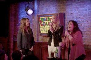 'Slash Film: 'Hysterical' Trailer: The Future of Comedy is Female in FX Documentary'