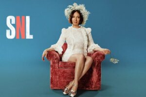 'Slash Film: Maya Rudolph Experiences 'The Shining' on a Sub-Par 'Saturday Night Live' with Special Guests'