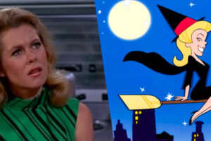'Slash Film: New 'Bewitched' Movie in the Works at Sony Based on the Classic Sitcom'