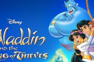 'Slash Film: Revisiting 'Aladdin and the King of Thieves,' Disney's Best Direct-to-Video Sequel That Also Stars Aladdin's Hot Dad'