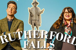 'Slash Film: 'Rutherford Falls' Trailer: A New Comedy from the Creators of 'Parks and Recreation' and 'Brooklyn Nine-Nine''