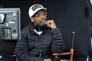 'Slash Film: Spike Lee to Be the First Black Cannes Film Festival Jury President – Again'