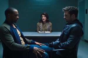 'Slash Film: 'The Falcon and the Winter Soldier': Amy Aquino on Bucky's Life or Death Situation, Her Character's Backstory, and More [Interview]'