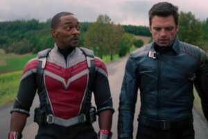 'Slash Film: 'The Falcon and the Winter Soldier Clips and Featurette Are All About the Super Buddy Comedy'