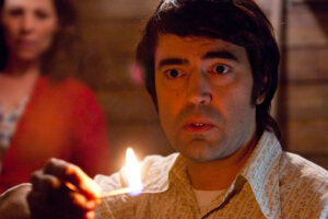 'Slash Film: 'The Flash' Adds Ron Livingston as Barry Allen's Dad, Replacing Billy Crudup'