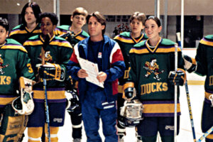 'Slash Film: The Original 'Mighty Ducks' Talk About Reuniting for 'Game Changers' and Getting Back on the Ice [Interview]'