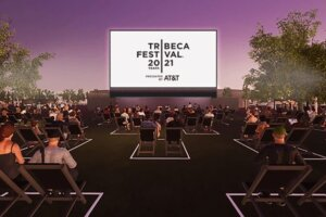 'Slash Film: Tribeca Film Festival Will Be First Big North American Festival to Bring Back In-Person Screenings'