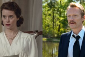 'Slash Film: Very British Actors Claire Foy and Paul Bettany to Star in Amazon Studios' 'A Very British Scandal''