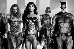 'Slash Film: Water Cooler: Zack Snyder's Justice League,  Godzilla vs. Kong, Nobody, Mighty Ducks: Game Changers, Sasquatch, The Last Blockbuster, Made for Love, In the Mood For Love'