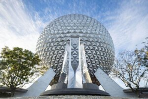 Spaceship Earth's Big Changes At Disney World's Epcot Are Starting To Move Forward, And The Internet Has Thoughts