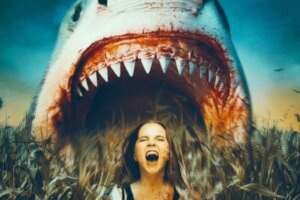 Steven Kang's 'Sharks of the Corn' Trailer is Exactly What Your Friday Needed