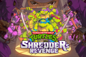 'Teenage Mutant Ninja Turtles: Shredder's Revenge' Takes Us Back to the Days of Arcade Side-Scrollers
