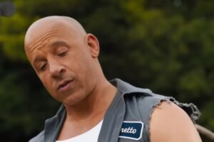 Thanks To Fast And Furious, Vin Diesel Just Nabbed A Hollywood Record, But Not One To Be Proud Of
