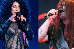 That Time Corpsegrinder Hung Out With Cher | MetalSucks