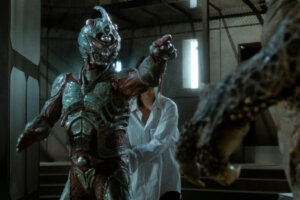 'The Guyver' is Still a Fun Practical Effects Showcase 30 Years Later