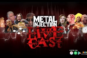 Tonight, The METAL INJECTION LIVECAST Goes Shoulder to Shoulder