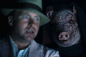 Final 'Spiral' Clip: The Iconic Pig Mask from 'Saw' Makes an Appearance! [Exclusive]