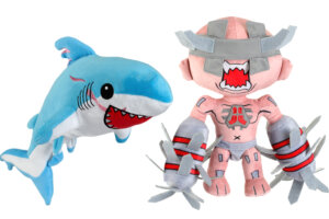 Tripwire Unveils New Plushie Swag For 'Maneater', 'Killing Floor'