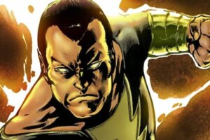 Yes, The Rock Just Responded To His Own Black Adam Concept Art